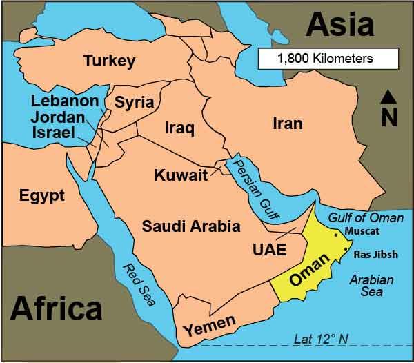 Oman Qurun Aquapolis Djames Lim