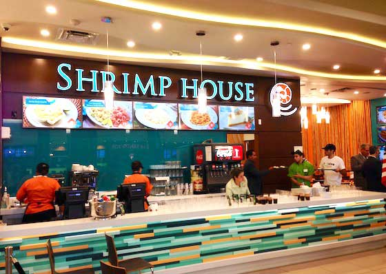 The Shrimp House Is A Brazilian Based Restaurant Chain That Features Farm Raised From Brazil It Already Has Two Restaurants In Florida